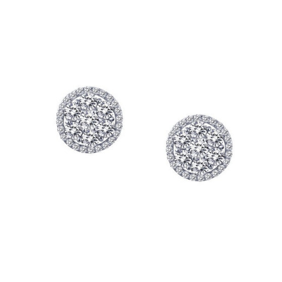 Lafonn Signature Cluster Stud Earrings