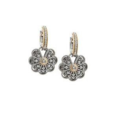 Andrea Candela Earrings Mantilla Collection