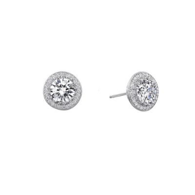 Lafonn Timeless Elegance Stud Earrings