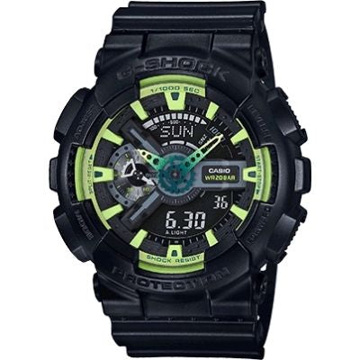 Casio G-Shock Limited Model Analogue Digital Sport Watch GA-110LY-1A