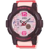 Sport Analog-Digital Ladies Baby-G Pink Watch BGA180-4B4