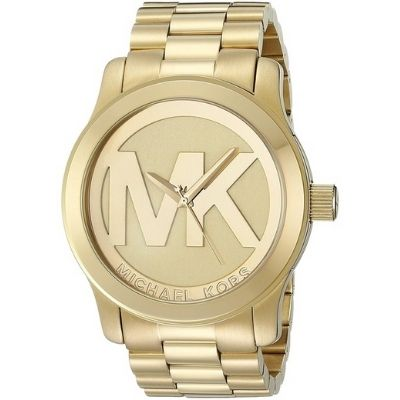 Gold Women's Runway MK5786 Watch