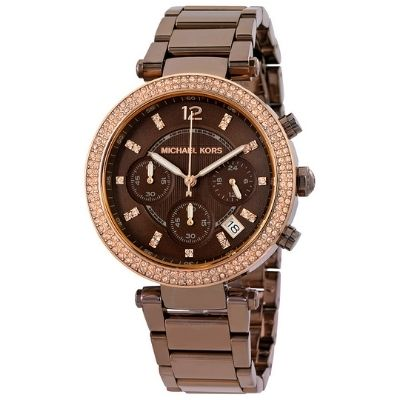 Michael Kors Parker Chronograph Ladies Watch MK6378