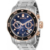 Pro Diver SCUBA Men Model 80038 - Men's Watch Quartz