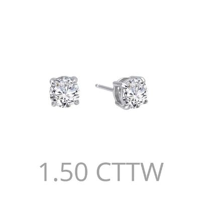 Lafonn 1.5 CTW Stud Earrings