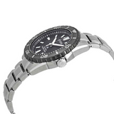 Citizen Promaster Diver Luminous Silver Dial Mens Watch BN0198-56H