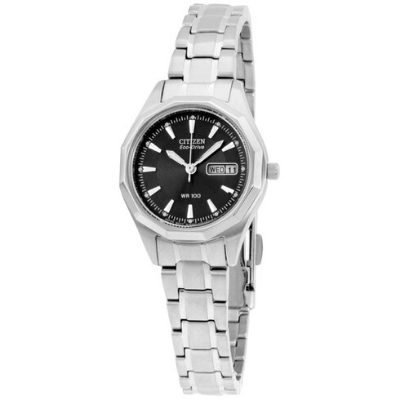 Stainless Steel Citizen Corso Eco-Drive Watch