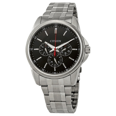 Citizen Men's Stainless Steel Chronograph Watch, AG8340-58E