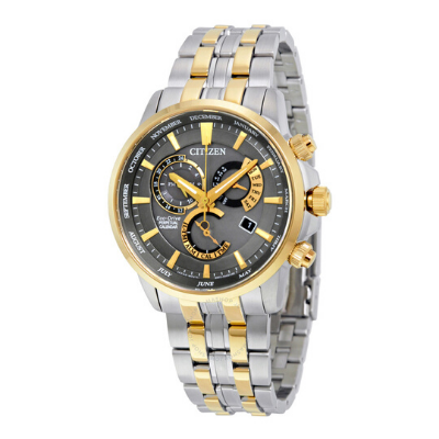 Citizen Men's Corso Two-Tone Watch, BL8144-54H