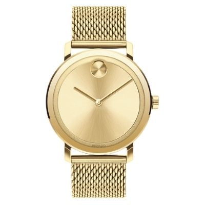 Movado BOLD Evolution Gold-Toned Stainless Steel Watch 3600560