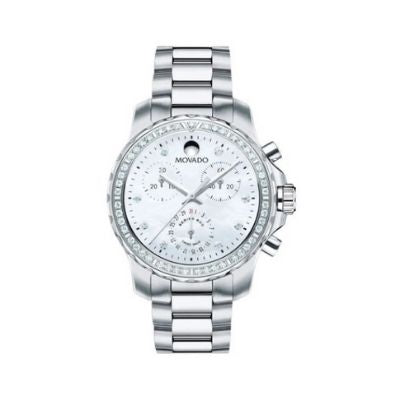 Movado Women's Watch with Diamonds 2600129