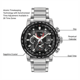 Citizen World Time A-T Men's Watch, AT9071-58