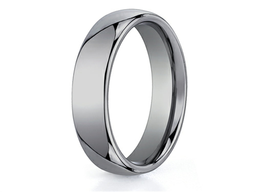 Benchmark 6mm Tungsten Men's Band