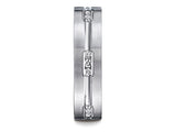 Benchmark 6mm - 0.36 cttw Diamond Men's Band