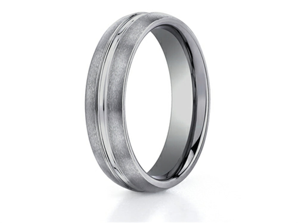 Benchmark Tungsten Carbide Men's Band