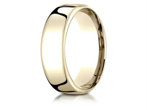 Benchmark 7.5mm European Men's Band