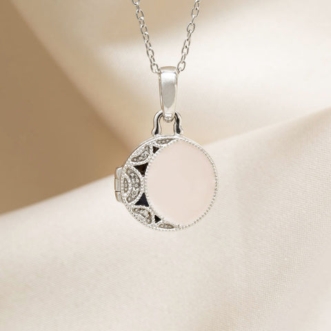 Kiera Locket Necklace
