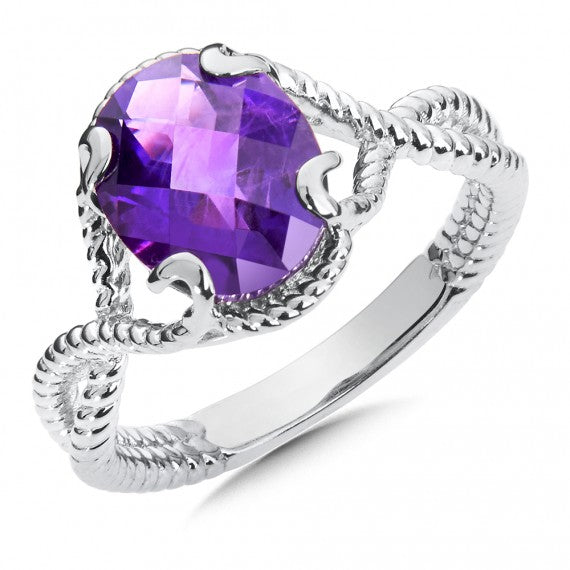 Color SG - Amethyst Ring