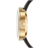 Michael Kors Garner Leather Women's Watch