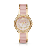 Michael Kors Kerry Gold-Tone Women's Watch MK3508