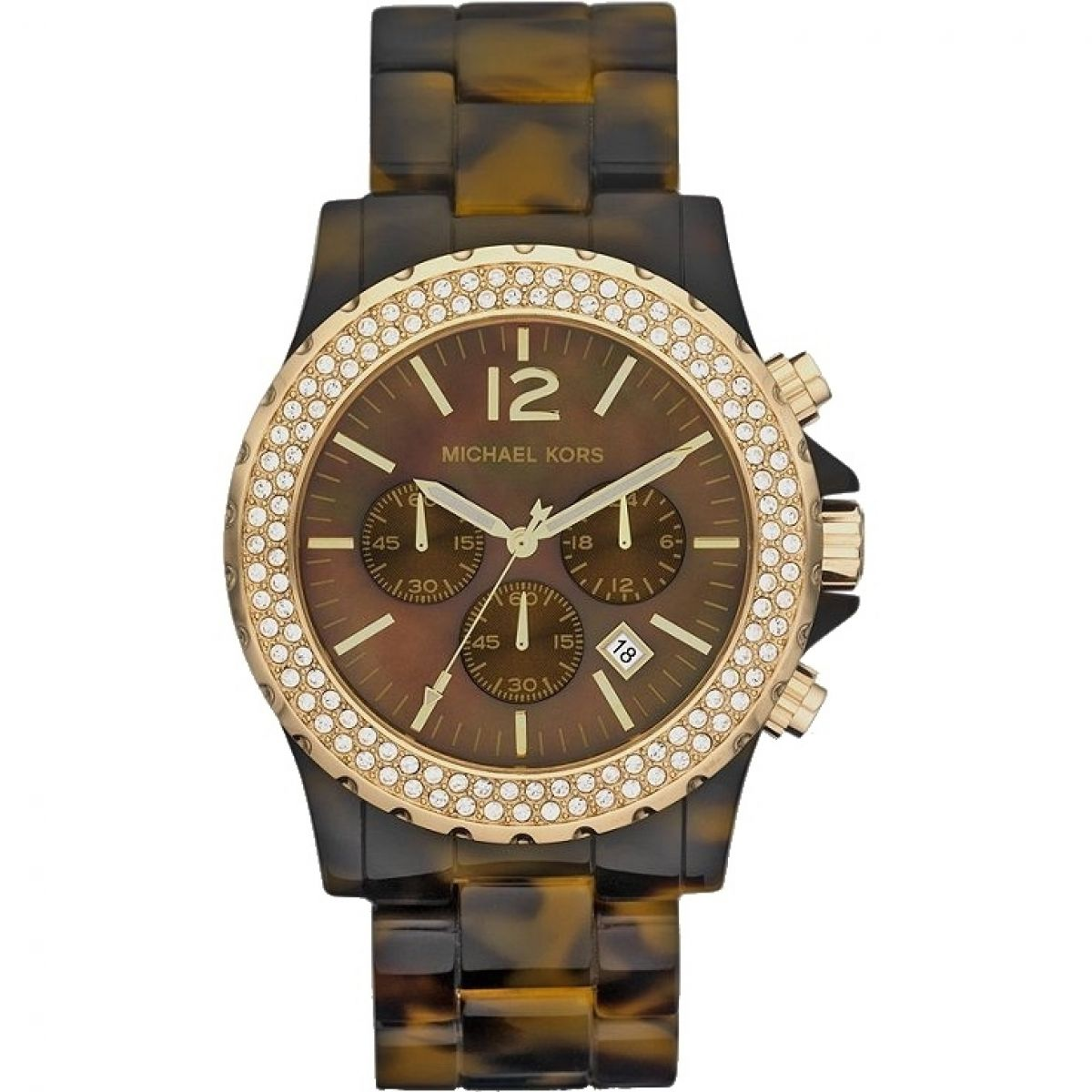 Michael Kors Chronograph Women's Watch