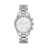 Michael Kors Ritz Stainless-Steel Women's Watch MK6428