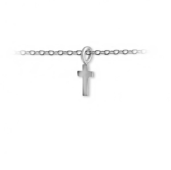 Slate & Tell - Mini Cross Pendant