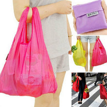 Load image into Gallery viewer, Reusable Folding Shopping Bag - Large