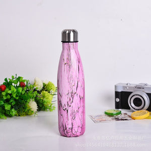 Steel Vacuum Water Bottle - 500ml
