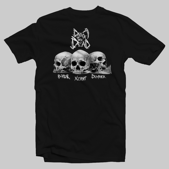 Limited Edition Skulls Black