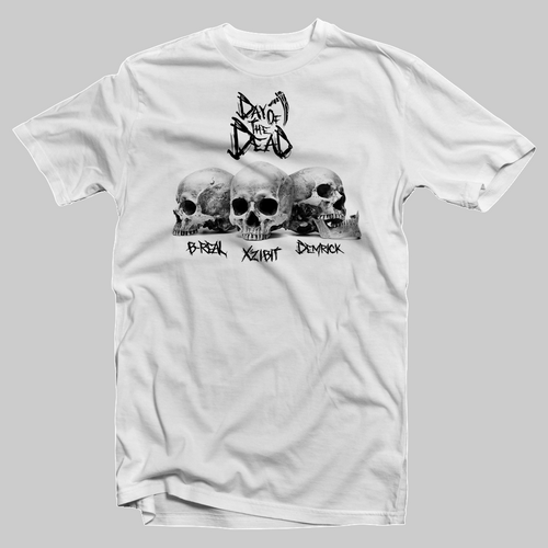 Limited Edition Skulls White