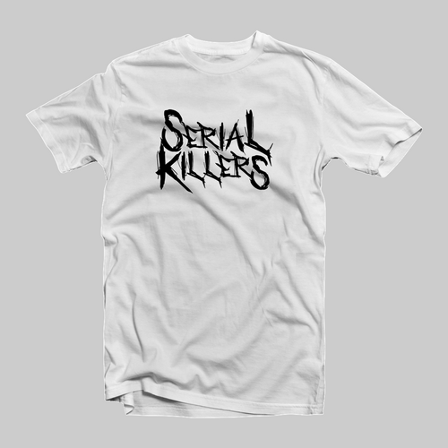 Limited Edition Serial Killers White