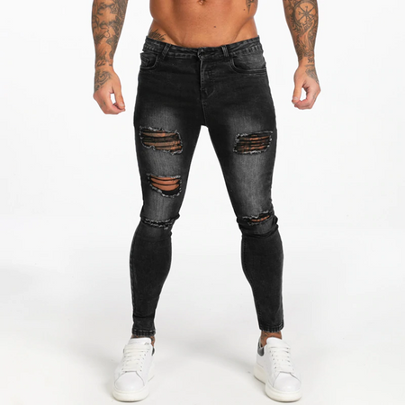 PANTHER SKINNY JEANS