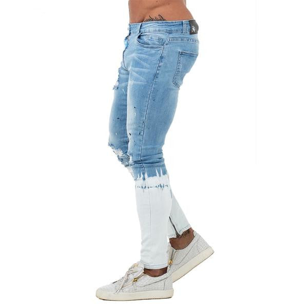 ICE BLUE Skinny Jeans