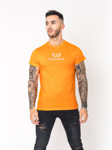 MG Reflective T-Shirt | Orange