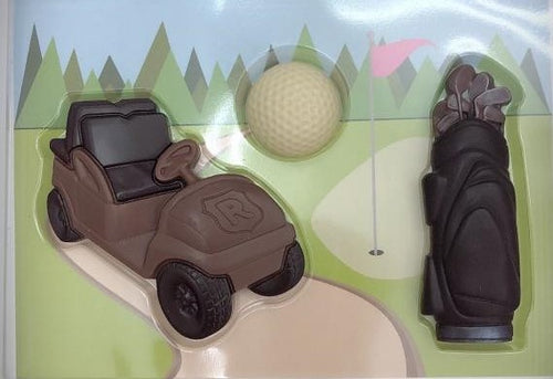 Set El golf en chocolate