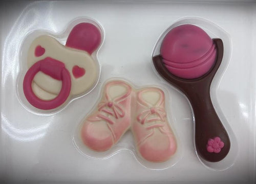Set de chocolate bebe