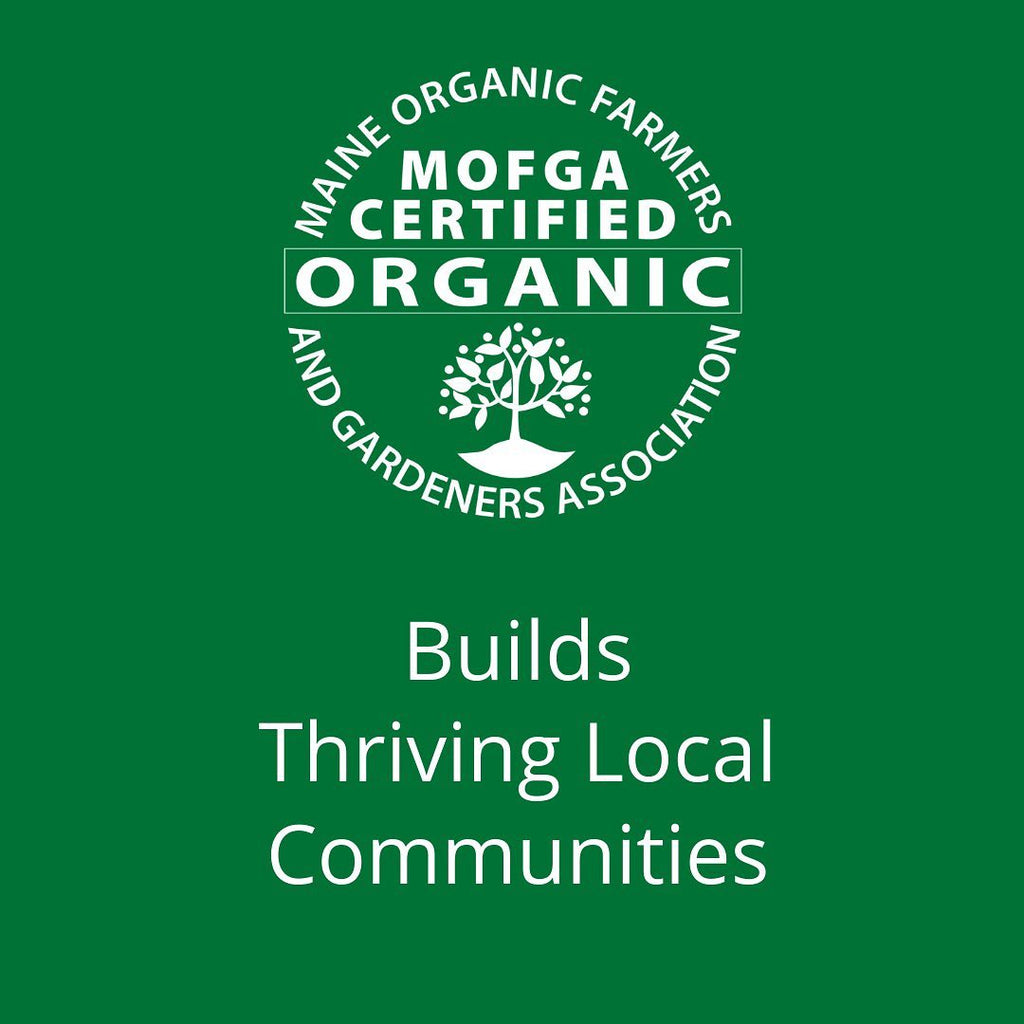 Maine Organic Farmers & Gardeners Association (MOFGA)