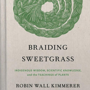 Book - Braiding Sweetgrass