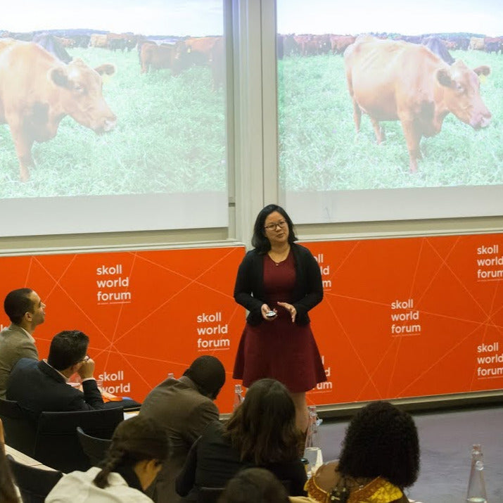 Video - Christine Su: Aha! Moments: When I Changed Course #SkollWF 2017
