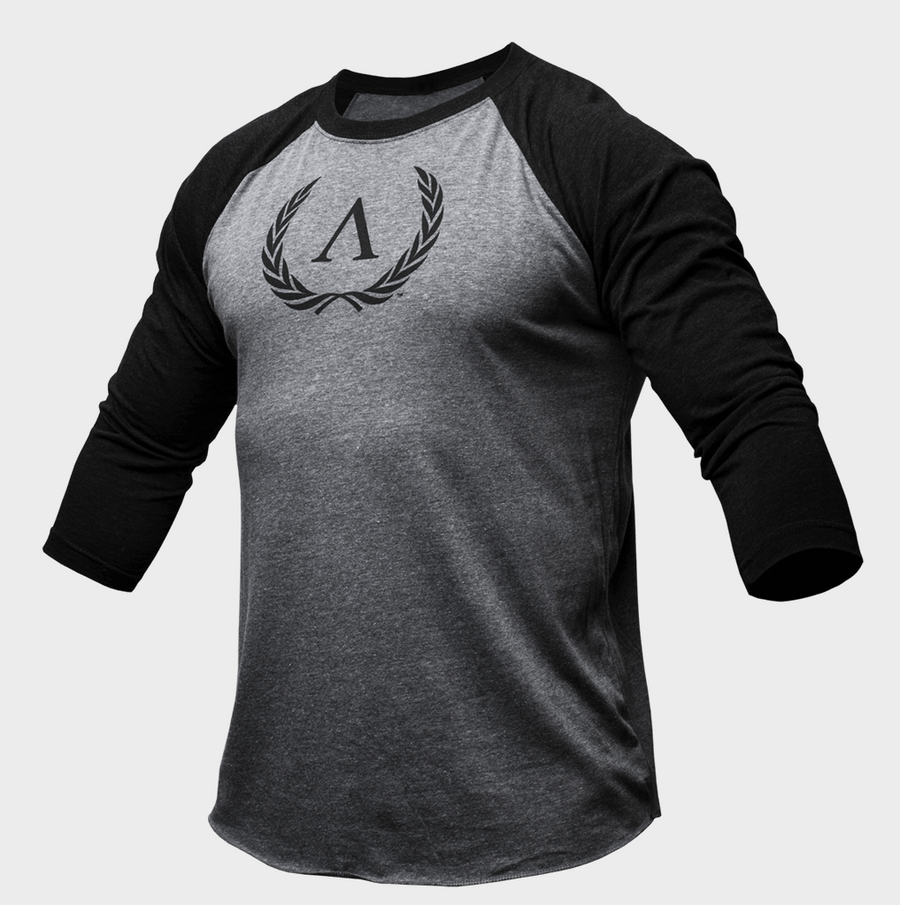 Arete Syndicate Baseball Tee