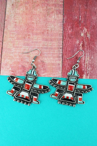 Navajo Nation earrings