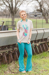 Crazy Train Jackalope Jill Graphic Tee