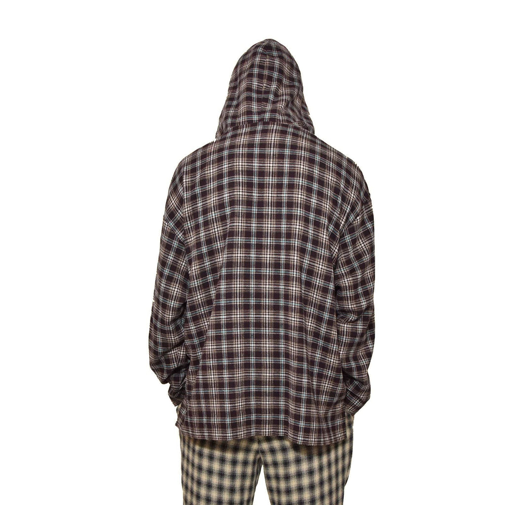 30% OFF SALE! Brown Plaid - SKIDZ