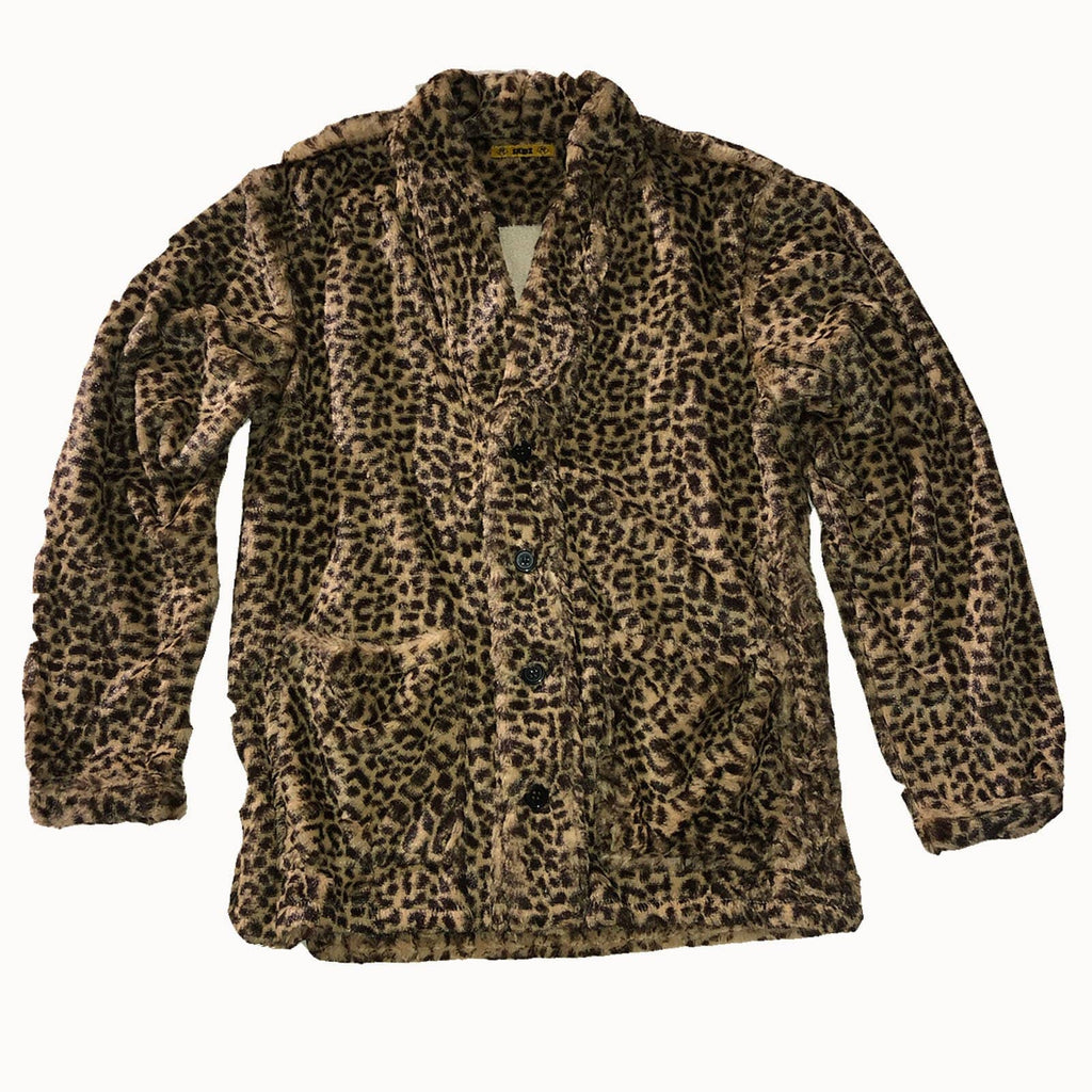 Smoking Jacket - Baby Cheetah - SKIDZ