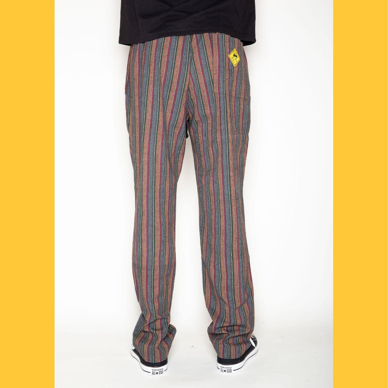SKIDZ NYC Pants RF20 - Multi Stripes