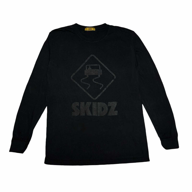 Skidz T-SHIRTS Paint It Black LS Tee