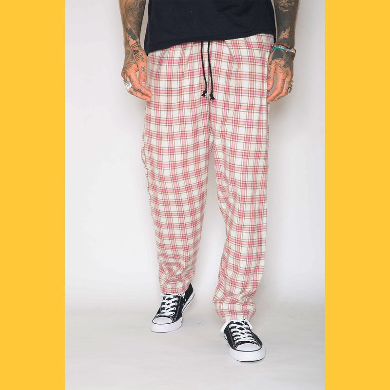 SKIDZ NYC Pants Skidz Original Pant - Pink Starburst (free matching face mask while supplies last)
