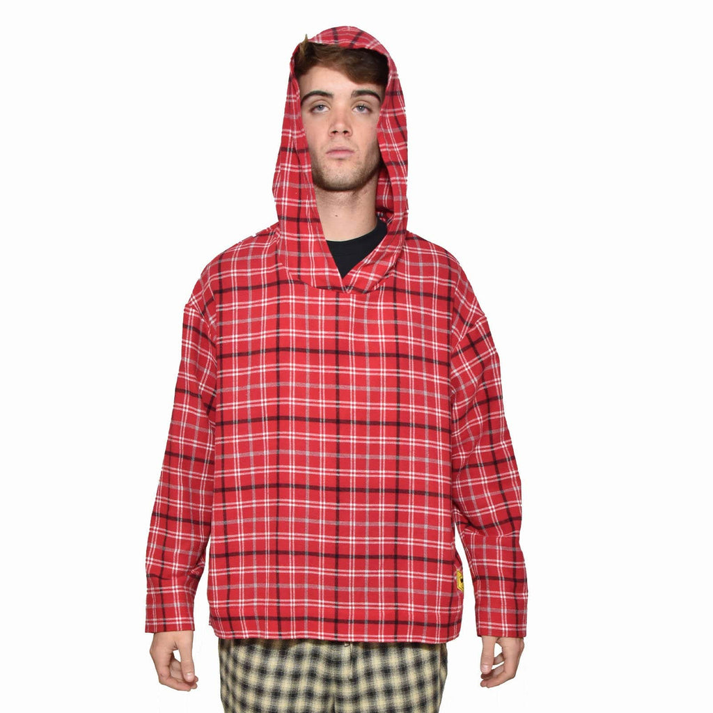 30% OFF SALE! Red Plaid - SKIDZ