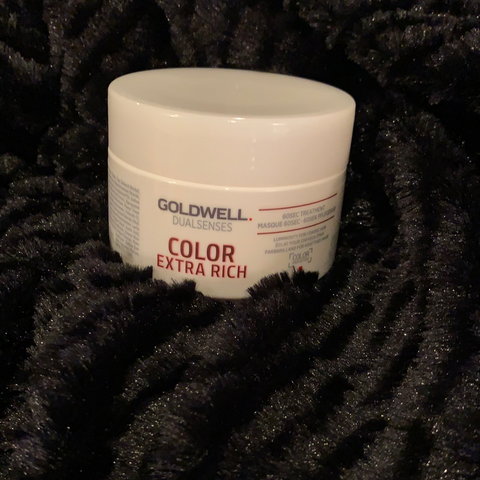 Goldwell extra rich conditioning treatment